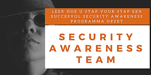 Security Awareness Team Training (Nederlands)