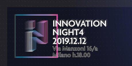 INVENTIA INNOVATION NIGHT4 2019 biglietti