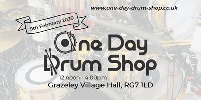 New Year One Day Drum Shop