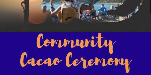 Community Cacao Ceremony
