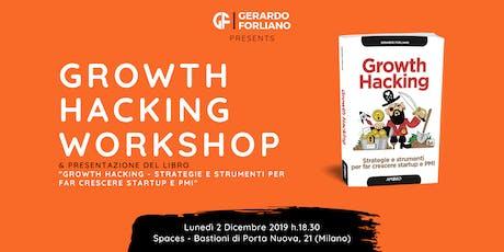 Growth Hacking Workshop biglietti