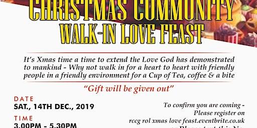 RCCG ROL XMAS LOVE FEAST