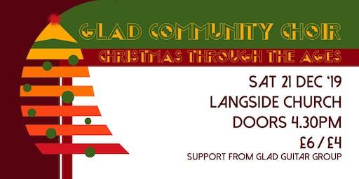 Glad Community Choir - Christmas Through the Ages