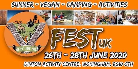 Vfest UK tickets