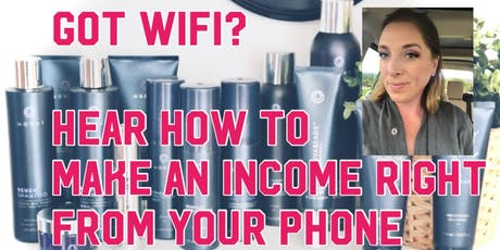 Learn How to Make Money over WiFi tickets