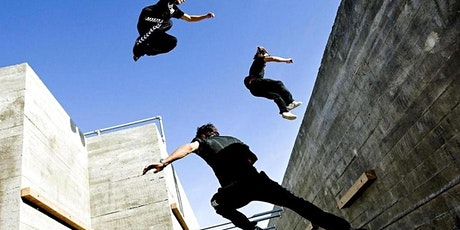 Workshop Freerunning tickets