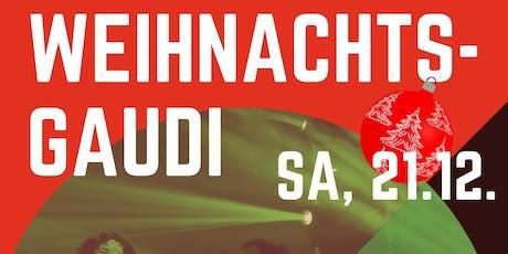 Weihnachts-Gaudi im Bistro Tandem Tickets