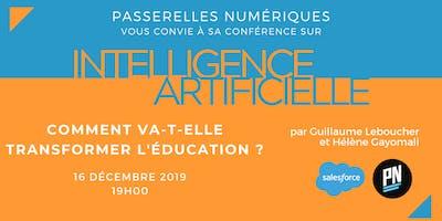 Intelligence artificielle : comment va-t-elle transformer l'éducation ?