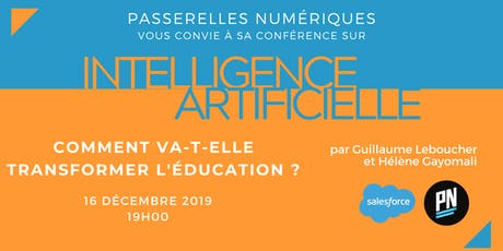 Intelligence artificielle : comment va-t-elle transformer l'éducation ? billets