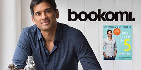 Bookomi X Ministry: Supercharge Your Health with Dr Rangan Chatterjee tickets