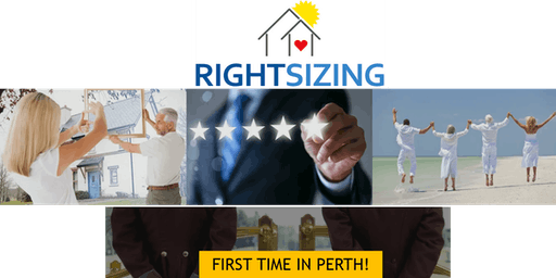 First time in Perth - New Property Concierge Services for 'Rightsizing'!