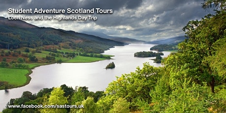 Loch Ness and Scottish Highlands Day Trip Sun 9 Feb tickets