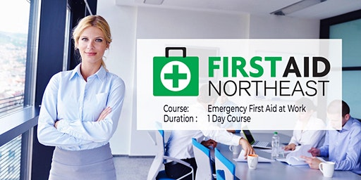 Emergency First Aid at Work (1 day course)