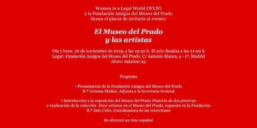 El Museo del Prado y las Artistas