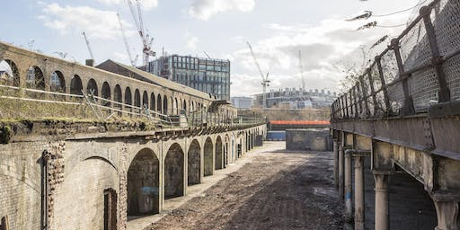 The future of London's industrial space