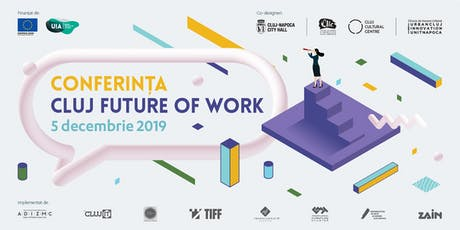 Cluj Future of Work tickets