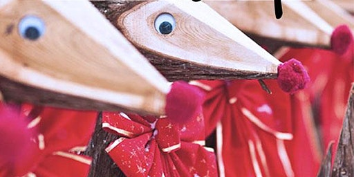 Wooden Reindeer Workshop