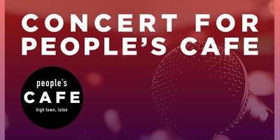 Concert for People's Cafe