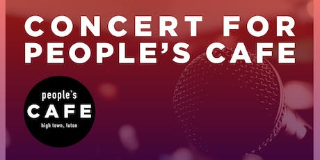 Concert for People's Cafe tickets