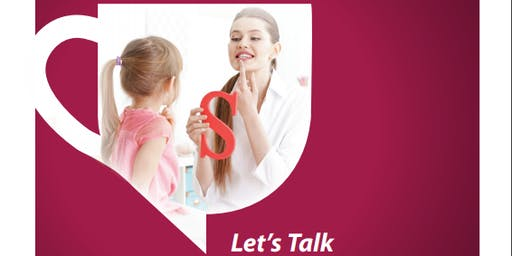 Let's Talk - A coffee morning to discuss Speech and Language Therapy