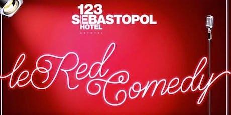 Le Red Comedy Saison 2 Episode 12 billets