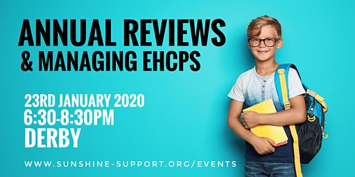 Annual Reviews & Managing EHCPs