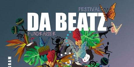 Da Beatz festival fundraiser tickets