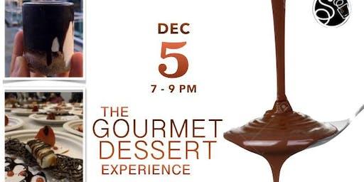 Gourmet Dessert Tasting