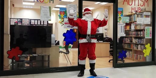 Senory Santa at The Liberty
