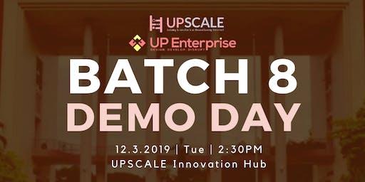 Batch 8 Demo Day - UP Enterprise