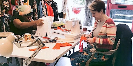 ONE TO ONE SEWING WORKSHOP  tickets