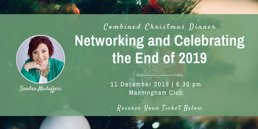 Christmas Celebrations and Networking Event