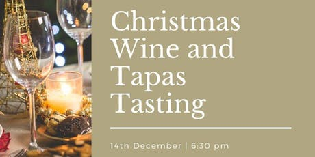Christmas Special Wine and Tapas Tasting tickets