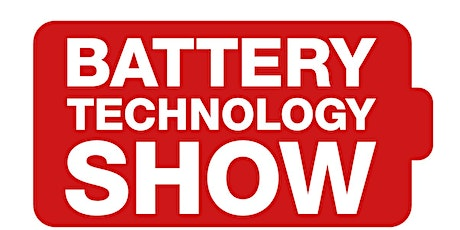 The Battery Technology Show & Future of Hybrid and EV Conference tickets
