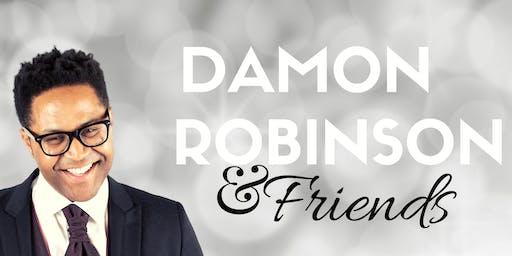 Damon Robinson & Friends VIII Christmas Benefit Concert