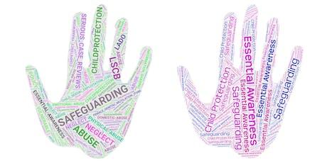 Safeguarding Children - Management Responsibilities (8513) tickets