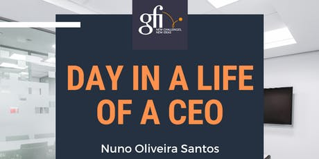 Day In A Life Of A CEO tickets