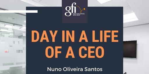 Day In A Life Of A CEO