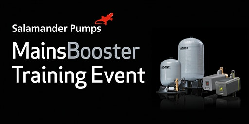 MainsBooster Training | Salamander Pumps