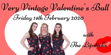 Valentine's Day Vintage Tea Dance tickets