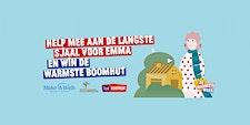 Artilignum en Stad Kortrijk ten voordele van Make A Wish Vlaanderen logo