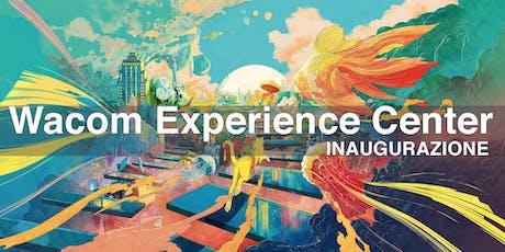Il nuovo epicentro della creatività digitale in città - Wacom Experience Center Torino biglietti