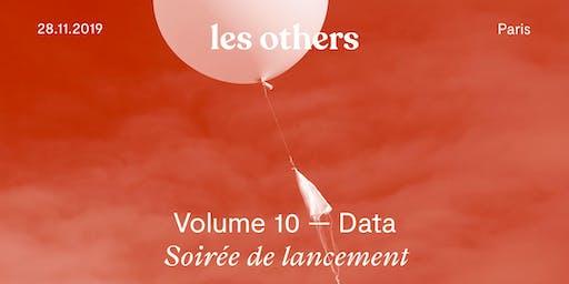 Soirée de lancement — Les Others Vol.10