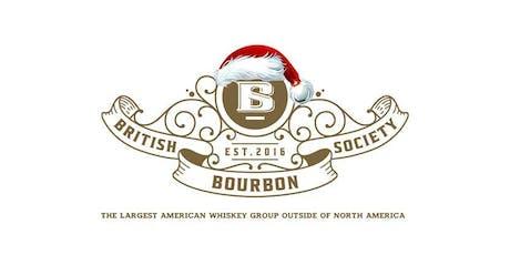 British Bourbon Society Christmas Dinner tickets