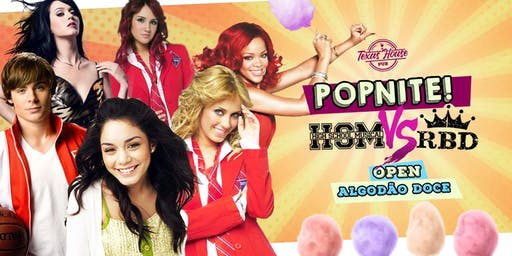 POPNITE! High School Musical x RBD