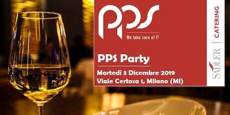 PPS Party biglietti