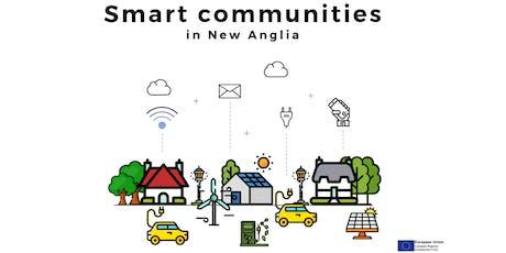 Smart Communities Working Group Forum tickets