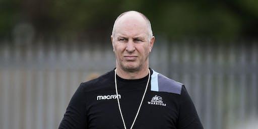 Pro Coach Masterclass - Attack Shape  with Jason O'Halloran