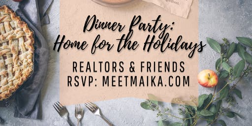 Dinner Party: Home for the Holidays