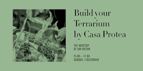 Bild Your Terrarrium by Casa Protea The Rooftop at Sir Victor entradas